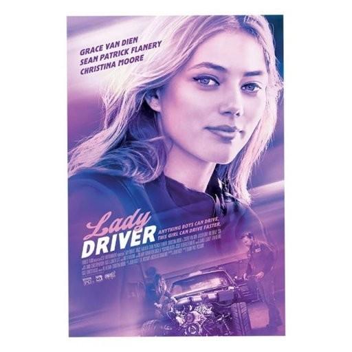 فیلم سینمایی خانم راننده