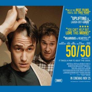 فیلم سینمایی 50 درصد زندگی