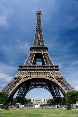 برج-برج ایفل-فرانسه
