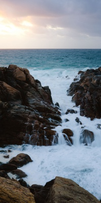 صخره-ساحل