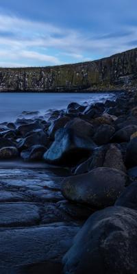 دریاچه-صخره