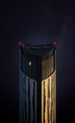 شب-ساختمان