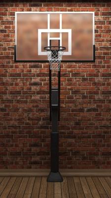 بسکتبال-حلقه بسکتبال