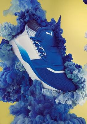 کفش-کفش ورزشی-آبی
