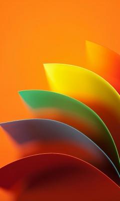 نارنجی-رنگی