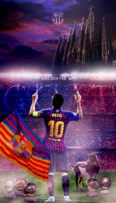 فوتبال-مسی