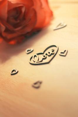 گل-قلب