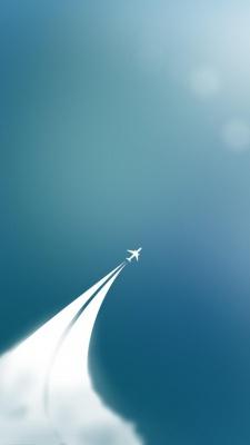 آسمان-آبی