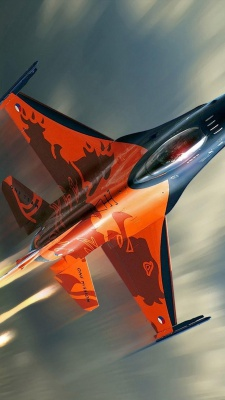 جنگی-نارنجی