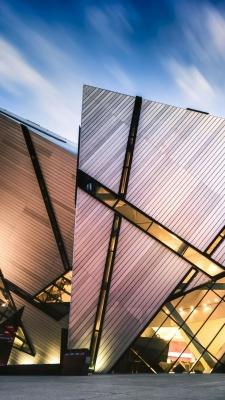 نما-نمای شیشه ای-ساختمان