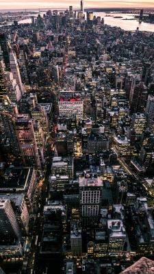 ساختمان-شهر-آسمان خراش