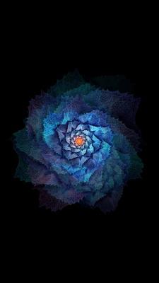 گل-آبی