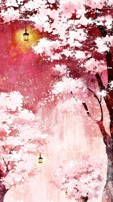 درخت-صورتی