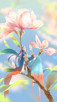 دختر-گل