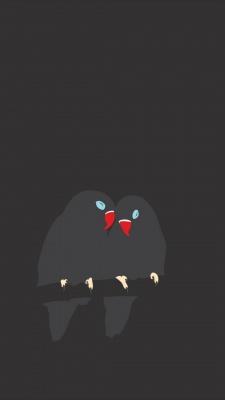 خاکستری-پرنده-عاشقانه