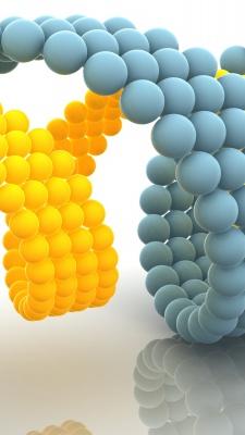 آبی-زرد