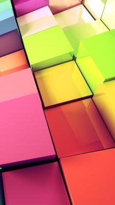 رنگی-مکعب-مکعبی