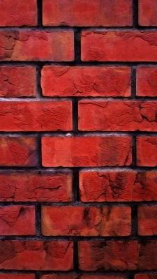آجر-قرمز-دیوار