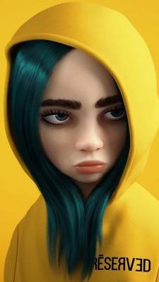 دختر-زرد