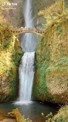 آبشار-پل-صخره