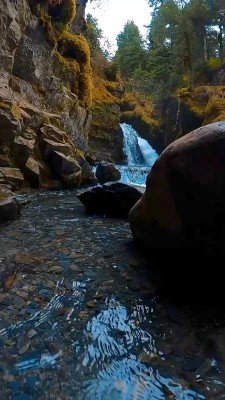 رودخانه-صخره