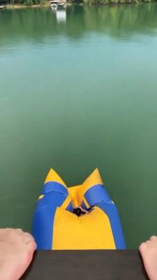 پرش از ارتفاع-دریاچه